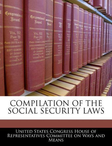 Compilation Of The Social Security Laws PDF