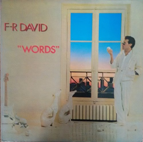 F.R. David - Words Lp - Zortam Music