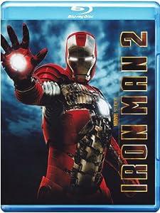 Iron man 2 [Blu-ray] [IT Import]