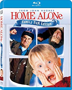 Home Alone Family Fun Edition Blu-ray by Fox/MGM