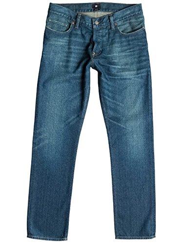 DC Shoes -  Jeans  - Uomo Blu medium worn 34/XX