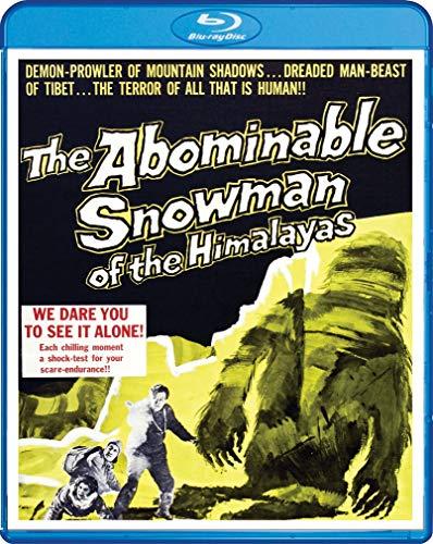 Blu-ray : Abominable Snowman (1957)