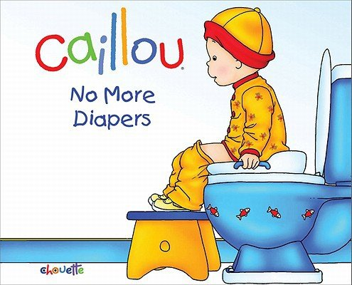Christine L'Heureux, Pierre Brignaud'Scaillou: No More Diapers (Hand-In-Hand Series) [Hardcover]2011