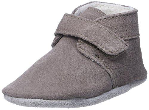 RobeezPOLE NORD - Scarpine e pantofole primi passi  Unisex - Bimbi 0-24 , Beige (Beige (11)), 21/22