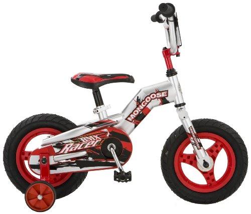Mongoose Racer Boy's BMX Bike (12-Inch Wheels)