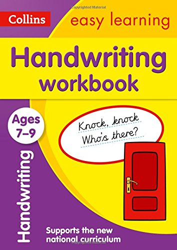 Handwriting Workbook Ages 7-9: New edition (Collins Easy Learning KS2)
