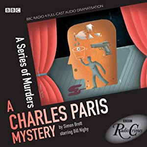 Radio Crimes: Charles Paris: A Series of Murders | [Simon Brett]