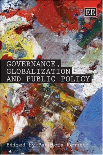 Governance, Globalization, And Public Policy