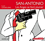 San Antonio - Les anges se font plumer (1CD audio MP3) par  San-Antonio