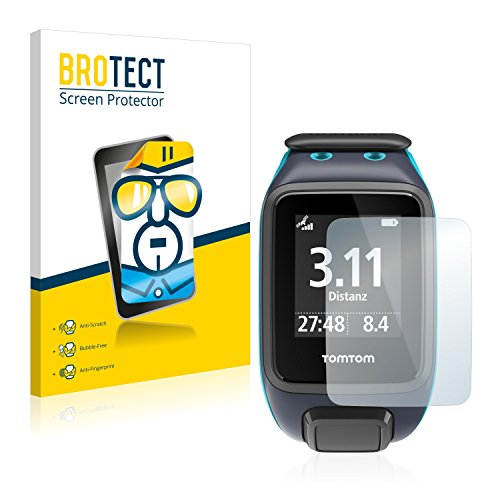 2x-brotect-hd-clear-film-protection-tomtom-runner-2-protection-ecran-transparent-anti-trace
