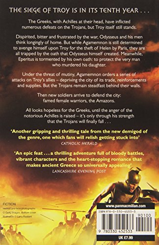 The Armour of Achilles (Adventures of Odysseus 3)