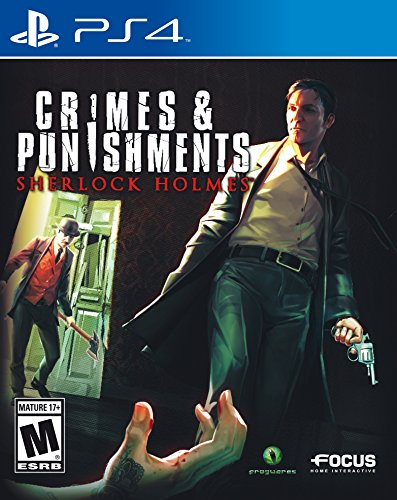 Crimes and Punishments: Sherlock Holmes – PlayStation 4 image