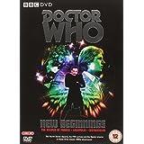 Doctor Who - New Beginnings (The Keeper of Traken/Logopolis/Castrovalva) [DVD] [1963]by Tom Baker