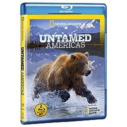 Untamed America [Blu-ray]