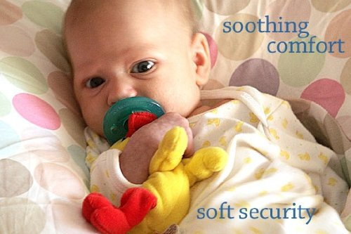 how to get baby to sleep without pacifier