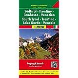 """Freytag Berndt Autokarten, S�dtirol - Trentino - Gardasee - Venetien - Ma�stab 1:200.000von """"Freytag-Berndt und..."""""""