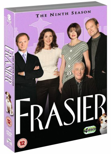 Frasier - Season 9 [DVD]