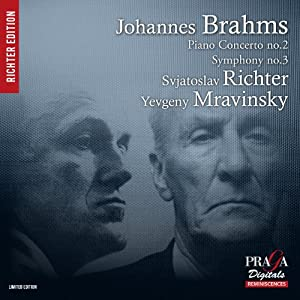 Brahms : Concerto pour piano n° 2 / Symphonie n° 3