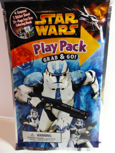Play Pack Grab & Go - Star Wars