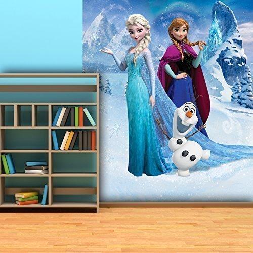 walltastic-disney-frozen-kids-art-aufkleber-tapete-vinyl-mehrfarbig-202-x-243-cm