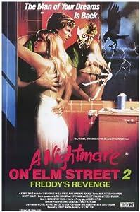 Nightmare on Elm Street 2: Freddy's Revenge Poster Movie 11x17 Mark Patton Hope Lange Clu Gulager