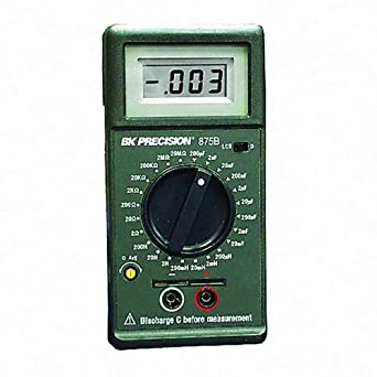 B&K Precision 875B Low-Ohm LCR Meter