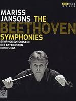 Beethoven: Complete Symphonies [Mariss Jansons, Bavarian Radio Symphony Orchestra] [Arthaus: 107537] [DVD] [NTSC] [2013]