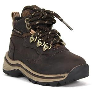 Timberland White Ledge Waterproof Hiker (Toddler/Little Kid/Big Kid),Brown/Brown,10 M US Toddler