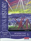 img - for Think History Interactive Presentations 3 book / textbook / text book