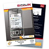 AtFoliX FX-Antireflex screen-protector for Nokia E66 - Anti-reflective screen protection!