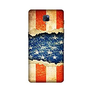 StyleO OnePlus Three Designer Printed Case & Covers Matte finish Premium Quality (OnePlus 3 Back Cover)