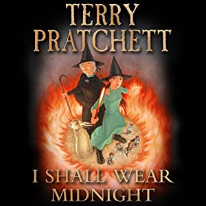 I Shall Wear Midnight Audiobook