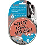 d_skin Video Game Protective Disc Skins - 5 Pack