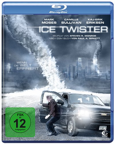 Ice Twister [Blu-ray]