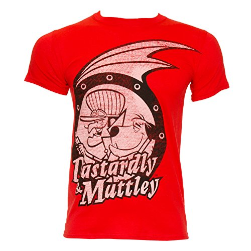Wacky Races Womens Dastardly & Muttley T Shirt