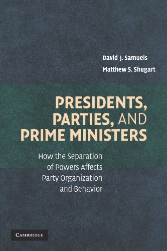 Presidents, Parties, and Prime Ministers: How the Separation