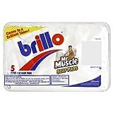 Brillo Mr Muscle 5 Multi-Use Soap Pads 24 x 5s