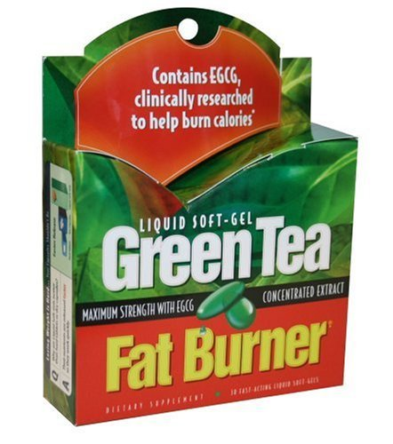 Super Green Tea Diet und Laminaria Algen 20 Ampullen