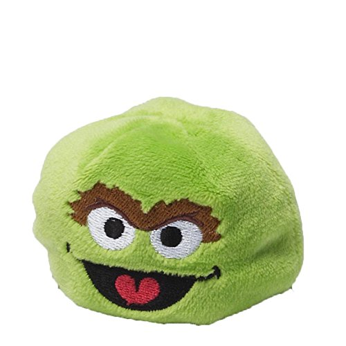 Sesame Street 4048673 Oscar The Grouch Beanbag Pal Plush