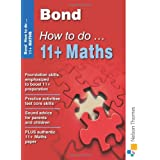 Bond How To Do 11+ Mathsby Elisabeth Heesom