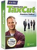 H&R Block TaxCut 2008 Premium Federal + e-file [OLD VERSION]
