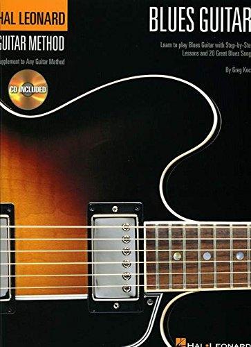 Blues Guitar (Hal Leonard Guitar Method)