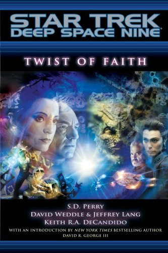 Twist Of Faith Star Trek Deep Space Nine 9781416534150
