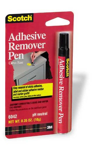 Scotch 3M Sticker & Marker Remover Pen