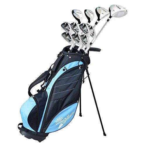 Palm-Springs-Golf-Visa-V2-Ladies-Right-Hand-GraphiteSteel-Golf-Club-Set-1-inch