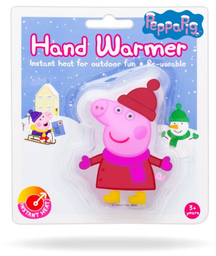 Peppa Pig hand warmer