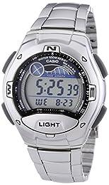Casio Men's Digital Casual Tide Graph Sports Watch W753D-1AV