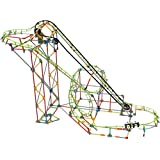 K'NEX Double Doom Roller Coaster Building Set