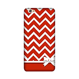Gionee S6 Perfect fit Matte finishing Motif Pattern Mobile Backcover designed by Aaranis (Multicolor) Perfect fit Matte finishing Motif Pattern Mobile Backcover designed by Aaranis (Red)