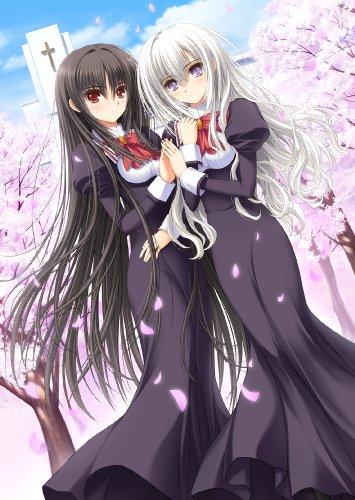 乙女はお姉さまに恋してるPortable ~2人のエルダー~(限定版) 特典 カードスタンド(カード5枚付き)付き